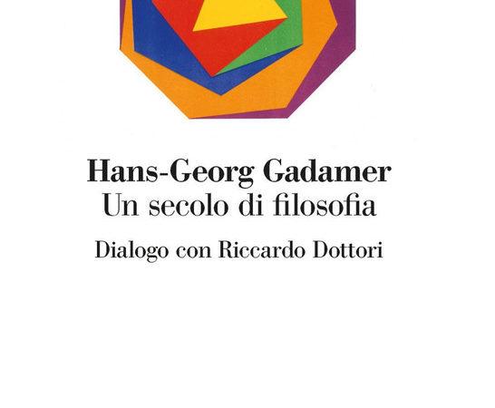 Un secolo di filosofia. Dialogo con Riccardo Dottori