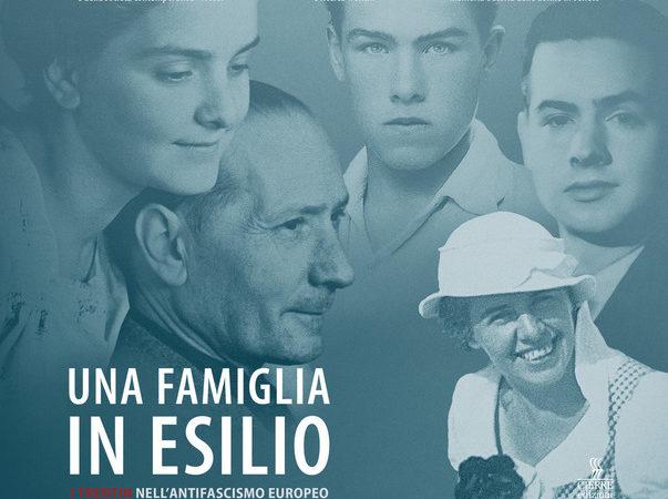 Una famiglia in esilio. I Trentin nell'antifascismo europeo