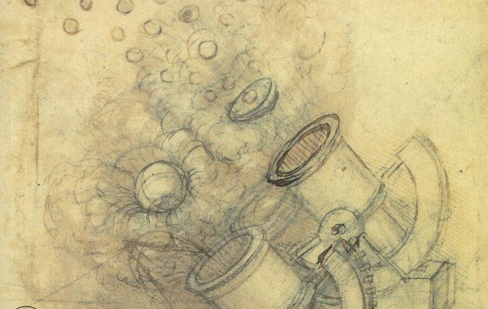 Il genio in guerra nell'età Leonardo, Michelangelo, Dürer