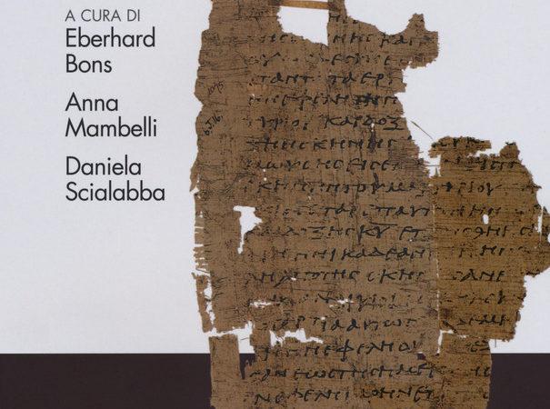 Exodos. Storia antica di un vocabolo emblematico