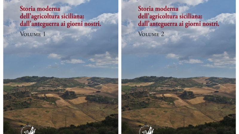 Storia moderna dell'agricoltura siciliana: dall'anteguerra ai giorni nostri