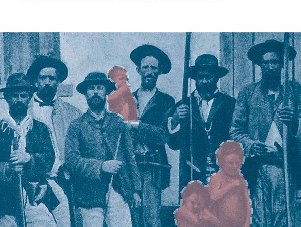 Trofei e prigionieri. Una foto ricordo della colonizzazione in Brasile