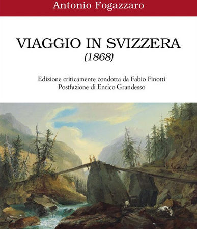 Viaggio in Svizzera (1868). Ediz. Critica