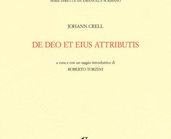 De Deo et eius attributis