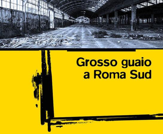 Grosso guaio a Roma Sud