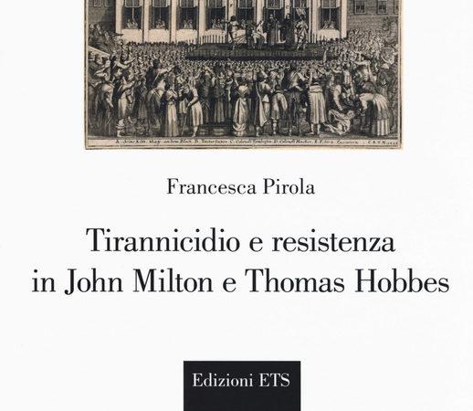 Tirannicidio e resistenza in John Milton e Thomas Hobbes