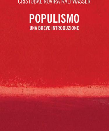 Il populismo. Una breve introduzione
