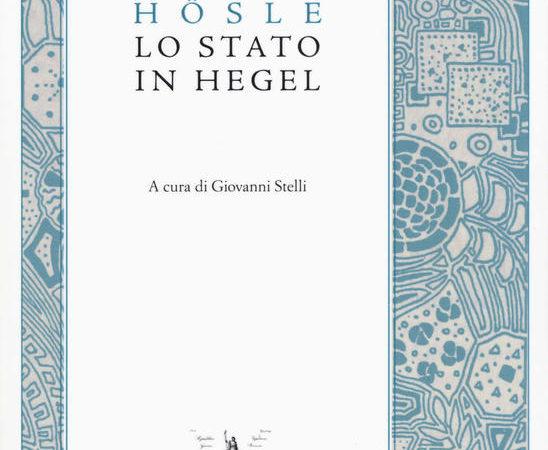 Lo stato in Hegel