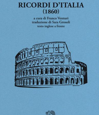 Ricordi d'Italia (1860). Testo inglese a fronte