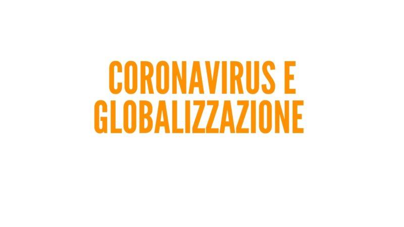 Coronavirus e Globalizzazione