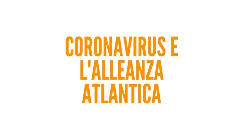 Coronavirus e l'Alleanza Atlantica