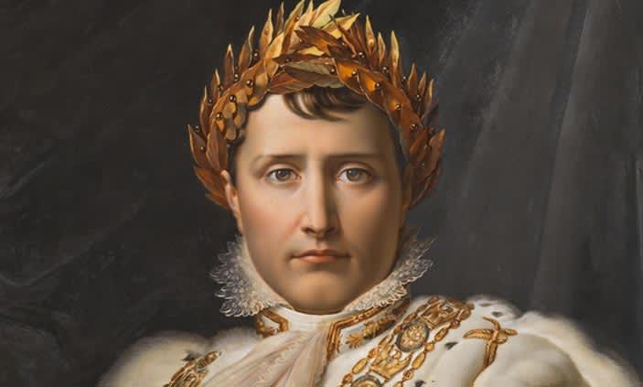 Il principio di legittimità, Napoleone e la colomba di Kant