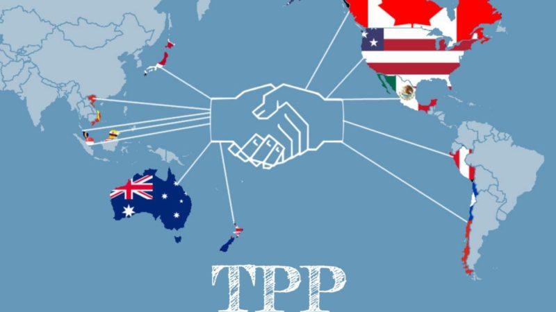 Trump e la TPP