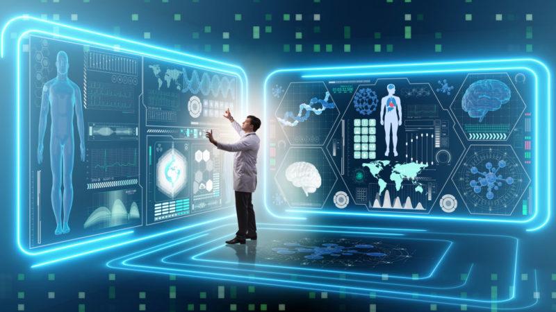 Dalla telemedicina al benessere virtuale al cubo