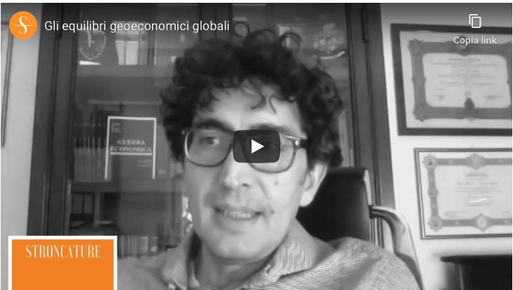 Gli equilibri geoeconomici globali