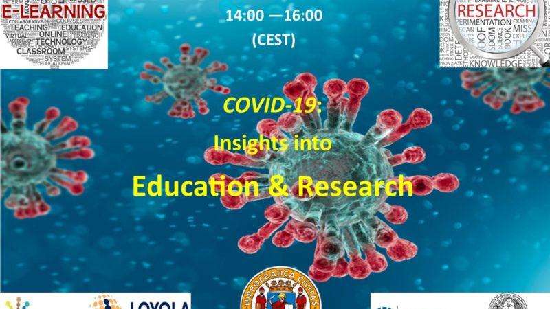 Covid-19: Insight into Research and Education