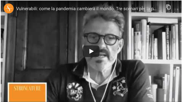 Vulnerabili: come la pandemia cambierà il mondo