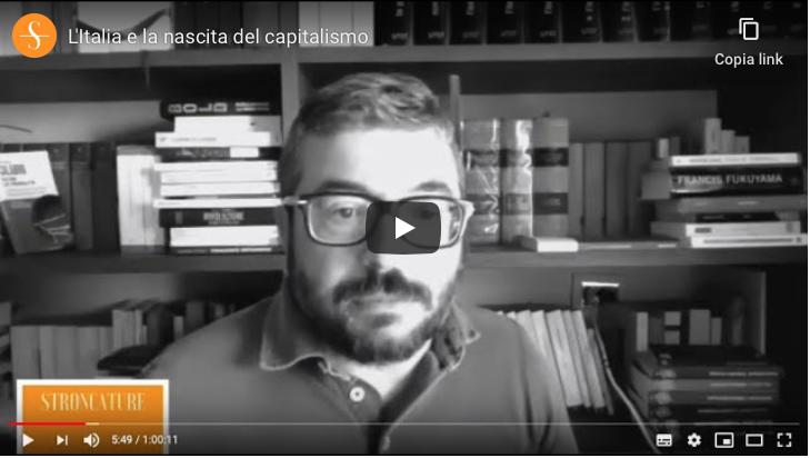 L'Italia e la nascita del capitalismo