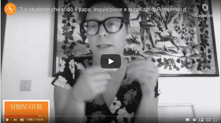 """""""Lo studente che sfidò il papa. Inquisizione e supplizio di Pomponio de Algerio"""" di Umberto Vincenti"""