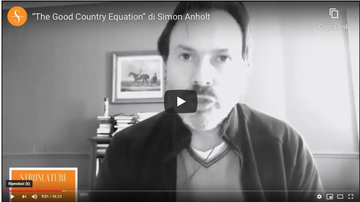 """The Good Country Equation"" di Simon Anholt"