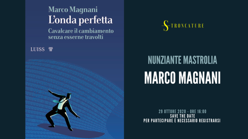 """L'onda perfetta"" di Marco Magnani"