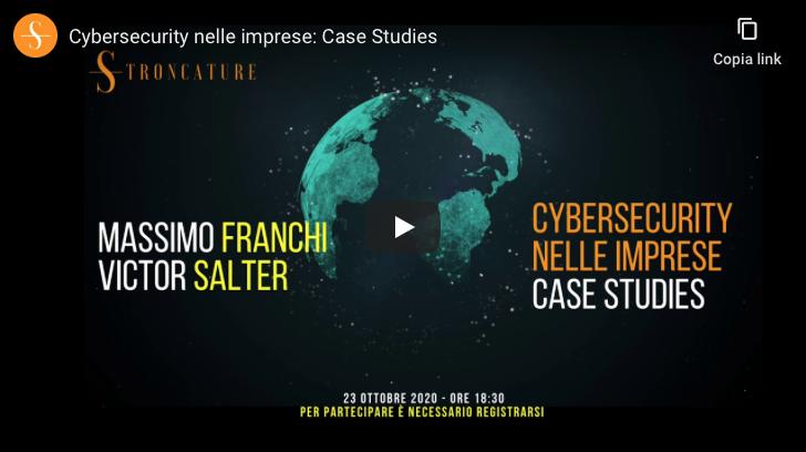 Cybersecurity nelle imprese: Case Studies