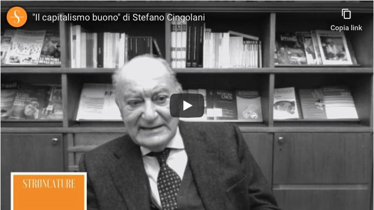 """""""Il capitalismo buono"""" di Stefano Cingolani"""