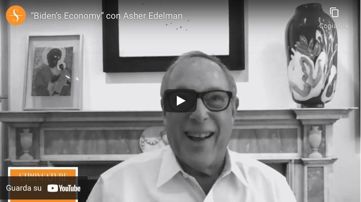 Biden's Economy con Asher Edelman