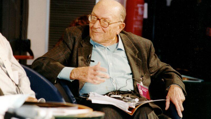 I cento anni di Paolo Sylos Labini