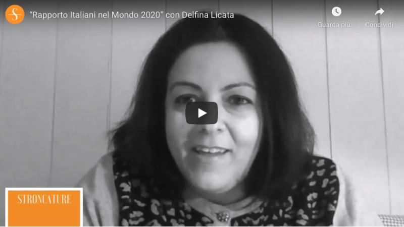 Rapporto Italiani nel Mondo 2020