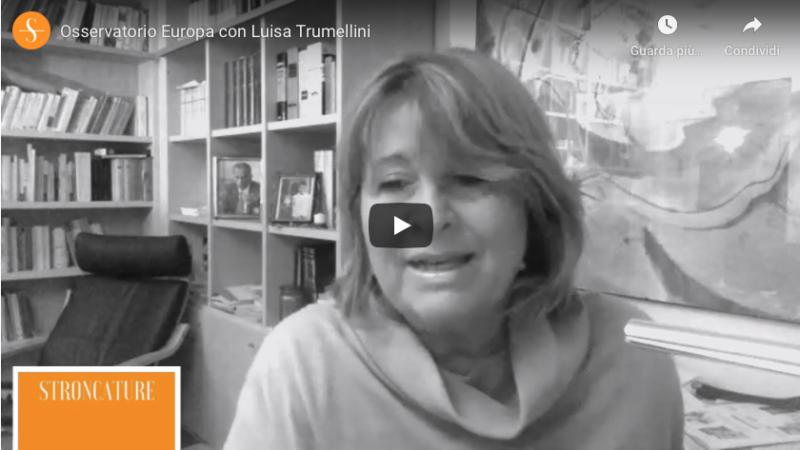 Osservatorio Europa con Luisa Trumellini