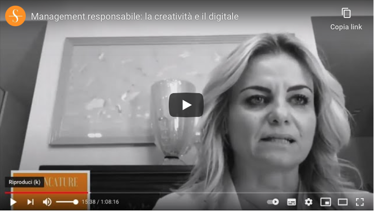 Management responsabile: la creatività e il digitale