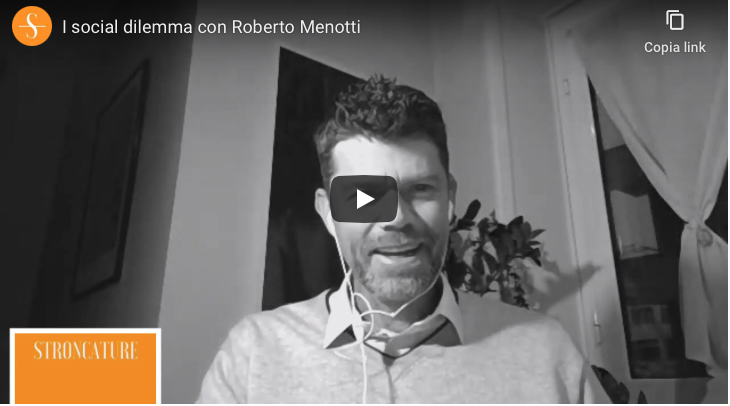 I social dilemma con Roberto Menotti