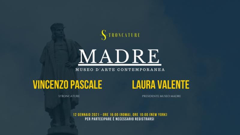 MADRE con Laura Valente