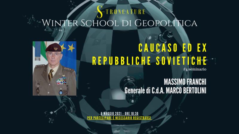 Caucaso ed ex Repubbliche Sovietiche