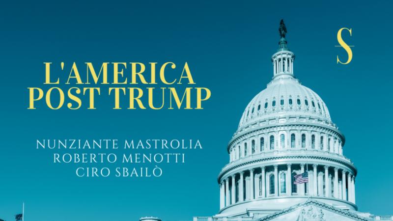 L'AMERICA POST-TRUMP: POTERE E COSTITUZIONE