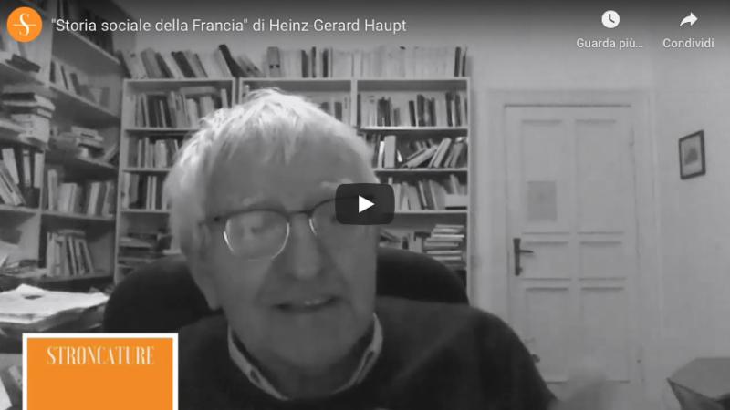 """""""Storia sociale della Francia"""" di Heinz-Gerard Haupt"""
