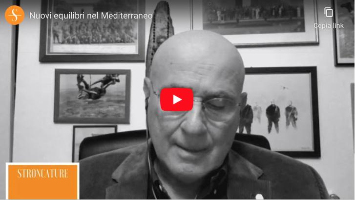Nuovi equilibri nel Mediterraneo