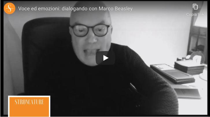 Voce ed Emozioni: dialogando con Marco Beasley