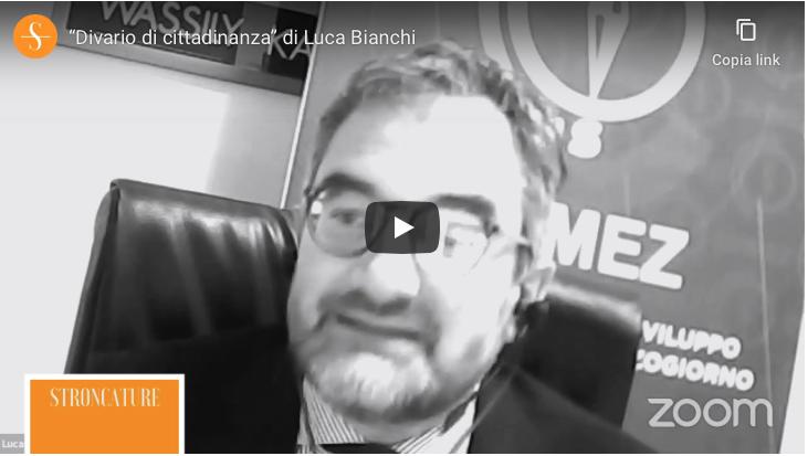 """""""Divario di cittadinanza"""" di Luca Bianchi"""
