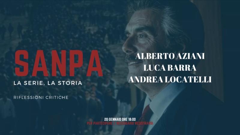 SanPa. La serie. La storia