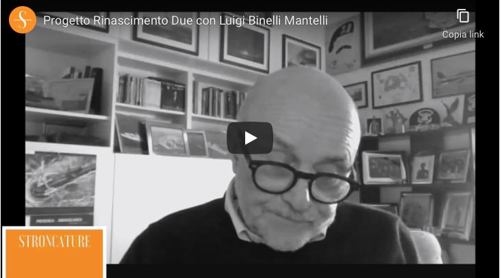"""Progetto """"Rinascimento Due"""" con Luigi Binelli Mantelli"""