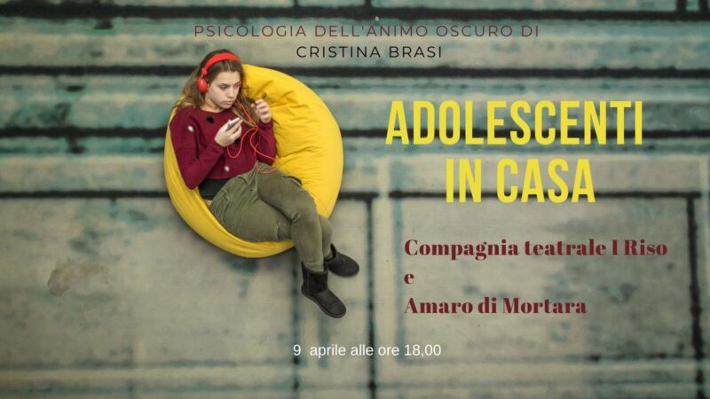 ADOLESCENTI IN CASA