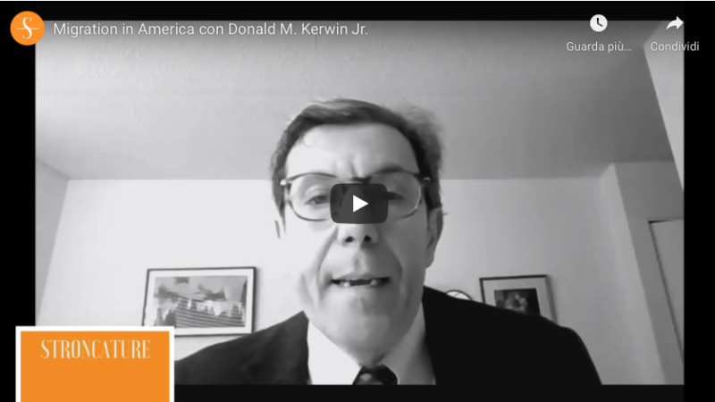 Migration in America con Donald M. Kerwin Jr.