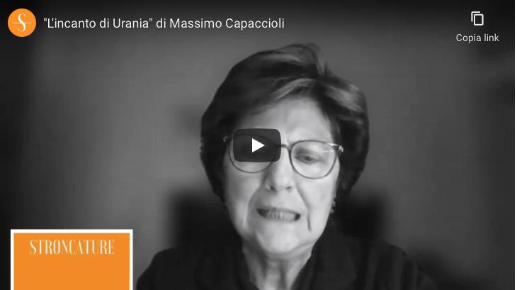 """""""L'incanto di Urania"""" di Massimo Capaccioli"""