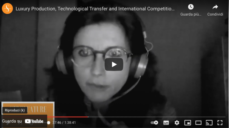Luxury Production, Technological Transfer and International Competition in Early Modern Europe