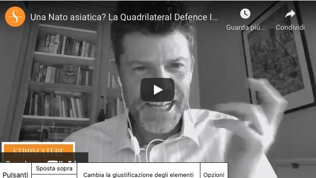 Una Nato asiatica? La Quadrilateral Defence Initiative e la politica estera americana