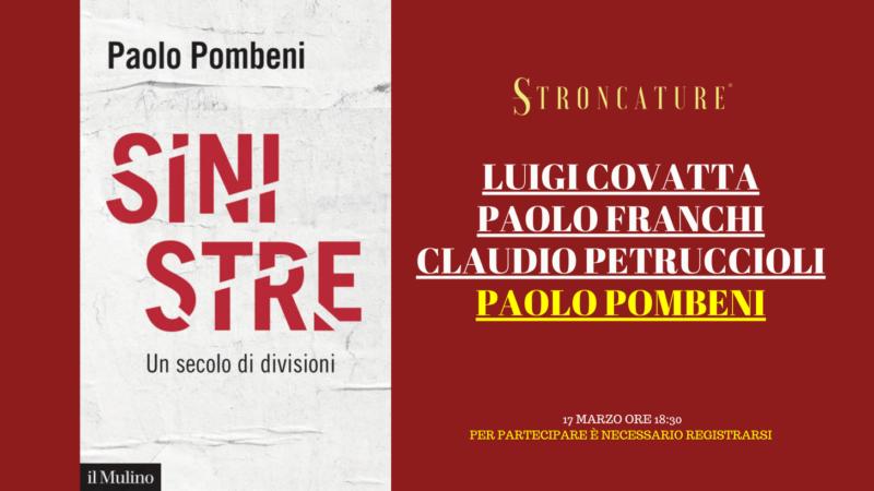 """""""Sinistre"""" Paolo Pombeni"""