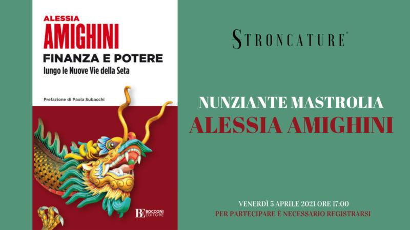 """""""Finanza e potere"""" di Alessia Amighini"""