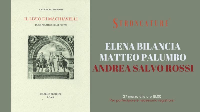 Il Livio di Machiavelli. L'uso politico delle Fonti